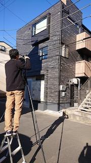 朝霞市のSE構法で建てたかっこいい注文住宅