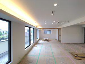 練馬区東大泉の家|内装工事完了写真