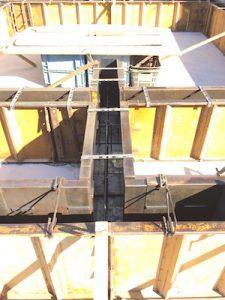 型枠工事の画像
