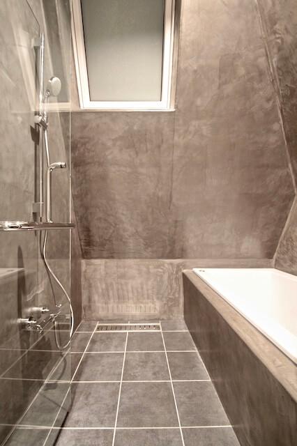 モールテックス 浴室例の画像